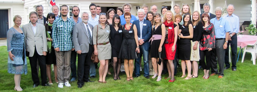29. juni 2011 - Rotary Young Friends III Garden Party